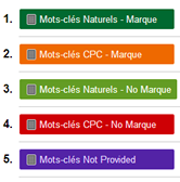 google-analytics--multichannel-groupe de canaux personnalise-not-provided-tracking--optimisation-conversion