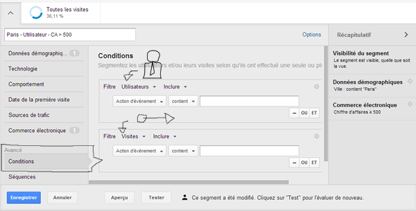 google-analytics-creation-segment-avance-conditions-webanalyste