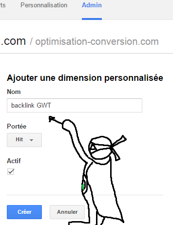 google-analytics-import-donnees-seo-dimension-personnalisee